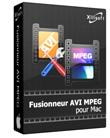 Xilisoft Fusionneur AVI MPEG pour Mac