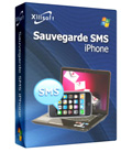 Xilisoft Sauvegarde SMS iPhone