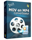 Xilisoft MOV en MP4 Convertisseur