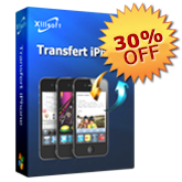 30% de réduction pour Transfert iPhone