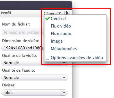 Xilisoft Convertisseur Video HD pour Mac