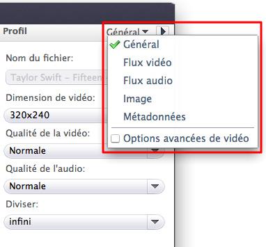 Xilisoft iPod Vidéo Convertisseur pour Mac