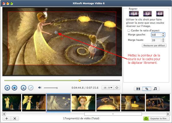 Xilisoft Montage Vidéo pour Mac