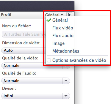 Xilisoft Convertisseur Video pour Mac