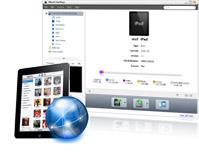 mac ipad transfert