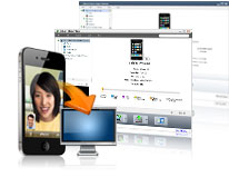 importer photos iphone vers pc