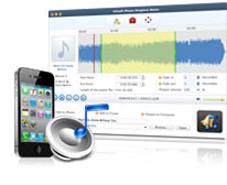 Créateur Sonnerie iPhone mac- transformer mp3 en sonnerie iphone