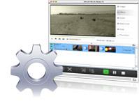 Editeur de film Mac, édition vidéo sous Mac